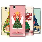 HEAD CASE DESIGNS JOLLY TREES HARD BACK CASE FOR SONY PHONES 3