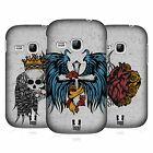 HEAD CASE DESIGNS TATTOO WINGS HARD BACK CASE FOR SAMSUNG PHONES 5