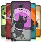 HEAD CASE DESIGNS FAT NINJA REPLACEMENT BATTERY COVER FOR SAMSUNG PHONES 1