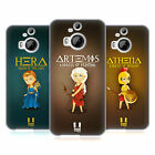 HEAD CASE DESIGNS MINI GREEK GODDESSES SOFT GEL CASE FOR HTC PHONES 2