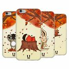 HEAD CASE DESIGNS AUTUMN CRITTERS SOFT GEL CASE FOR APPLE iPHONE PHONES