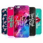 HEAD CASE DESIGNS SELFIE CRAZE SOFT GEL CASE FOR APPLE iPHONE PHONES