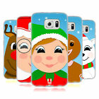 HEAD CASE DESIGNS JOLLY CHRISTMAS CHARACTERS SOFT GEL CASE FOR SAMSUNG PHONES 1