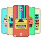 HEAD CASE DESIGNS VINTAGE TYPEWRITER SOFT GEL CASE FOR SAMSUNG PHONES 2