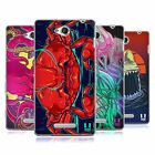 HEAD CASE DESIGNS SEA MONSTERS SOFT GEL CASE FOR SONY PHONES 3