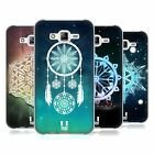 HEAD CASE DESIGNS SNOWFLAKES SOFT GEL CASE FOR SAMSUNG PHONES 3
