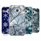 HEAD CASE DESIGNS WINTER PRINTS SOFT GEL CASE FOR SAMSUNG PHONES 4