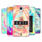HEAD CASE DESIGNS TIE DYE CRY SOFT GEL CASE FOR LG PHONES 3