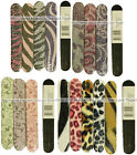 *NAIL FILES/EMERY BOARD 2pc Set SHAPES YOUR NAILS Decorative Design *YOU CHOOSE*