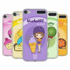 HEAD CASE DESIGNS KAWAII SERIES 2 SOFT GEL CASE FOR APPLE iPOD TOUCH MP3