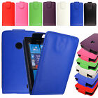 New Flip Wallet Leather Case Cover For Nokia Lumia and Microsoft Lumia Phones