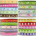 "5Yard 25Yard Baby Panda Cartoon Grosgrain Ribbon Craft 9mm(3/8"") 19 Designs"