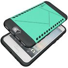 For HTC One A9 Case - Slim Grip Armor Hybrid Hard & Soft Protective Phone Cover
