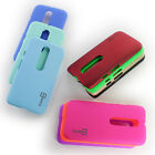 Hard Slim Rubberized Back Phone Cover Case for Motorola Moto G (3rd Gen 2015)