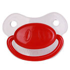 Baby Funny Infant Healthy Joke Nipples Toddler Soother Orthodontic Care Pacifier