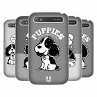 HEAD CASE DESIGNS OSCAR AND HOWARD BLACK AND WHITE CASE FOR BLACKBERRY PHONES