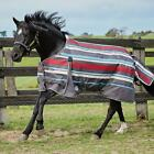 Weatherbeeta Pony 1200d Original Turnout Sheet, Grey Stripes