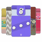 HEAD CASE DESIGNS BUTTON PURSE HARD BACK CASE FOR SAMSUNG TABLETS 1