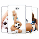 HEAD CASE DESIGNS FOOTBALL BABES HARD BACK CASE FOR SAMSUNG TABLETS 1