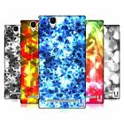 HEAD CASE DESIGNS BOKEH CHRISTMAS EDITION HARD BACK CASE FOR SONY PHONES 3