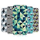 HEAD CASE DESIGNS OPTICAL GEOMETRIC PRINTS SOFT GEL CASE FOR APPLE iPHONE PHONES