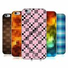 HEAD CASE DESIGNS PIXEL PATTERNS GEL CASE FOR APPLE iPHONE PHONES