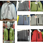 UNIQLO Men DRY STRETCH SWEAT LONG SLEEVE FULL-ZIP HOODIE Jacket Colors NEW164201