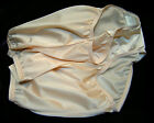WOW~VANITY FAIR NUDE 15712/15812  PERFECTLY YOURS NYLON BRIEFS PANTIES~9/2XL~NEW
