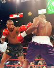 Mike Tyson vs Evander Holyfield 1997 Bite Fight Photo OI157 (Select Size)