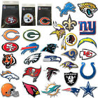 New NFL PICK YOUR TEAM 3D Aluminum Color Car Truck Auto Emblem Sticker Decal $8.98 USD on eBay