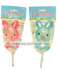 *MOMENTUM BRANDS^ 2.82 oz BUNNY LOLLIPOP Hard Candy EASTER Exp 3/17 *YOU CHOOSE*