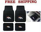 New NFL Denver Broncos Pick Your Gear   Automotive Accessories Official Licensed