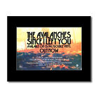 AVALANCHES - Since I Left You Matted Mini Poster