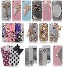 iPhone 5/5s Case Cute Bling Crystal Sparkly Rhinestone Cover