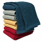 100% Cotton Ribbed Kitchen Towels (Set of 2)