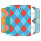 HEAD CASE DESIGNS ARGYLE HARD BACK CASE FOR SAMSUNG GALAXY TAB S2 8.0