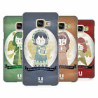 HEAD CASE DESIGNS CHRISTMAS ANGELS HARD BACK CASE FOR SAMSUNG GALAXY A3 (2016)