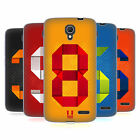 HEAD CASE DESIGNS I AM NUMBER SOFT GEL CASE FOR ALCATEL POP 2 (4.5)