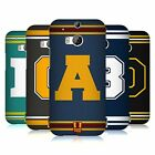 HEAD CASE DESIGNS COLLEGE VARSITY HARD BACK CASE FOR HTC ONE M8 M8S