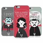 HEAD CASE DESIGNS CONFESSION OF REAL VAMPIRES GEL CASE FOR APPLE iPHONE 6 6S