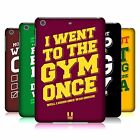 HEAD CASE DESIGNS FUNNY WORKOUT STATEMENTS BACK CASE FOR APPLE iPAD MINI 1 2 3