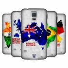 HEAD CASE DESIGNS GEOMETRIC MAPS HARD BACK CASE FOR SAMSUNG GALAXY S5 S5 NEO
