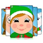 HEAD CASE DESIGNS JOLLY CHRISTMAS CHARACTERS HARD BACK CASE FOR APPLE iPAD AIR 2