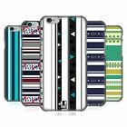 HEAD CASE DESIGNS PRINTED STRIPES HARD BACK CASE FOR APPLE iPHONE 6 6S