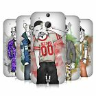 HEAD CASE DESIGNS STYLISH ANIMALS HARD BACK CASE FOR HTC ONE M8 M8S