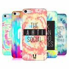 HEAD CASE DESIGNS TIE DYE CRY HARD BACK CASE FOR APPLE iPHONE 5 5S