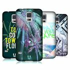 HEAD CASE DESIGNS TROPICAL TRENDS HARD BACK CASE FOR SAMSUNG GALAXY S5 S5 NEO