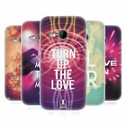 HEAD CASE DESIGNS EDM LOVE SOFT GEL CASE FOR HTC ONE MINI 2