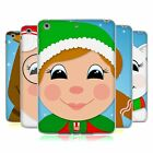 HEAD CASE DESIGNS JOLLY CHRISTMAS CHARACTERS GEL CASE FOR APPLE iPAD MINI 1 2 3