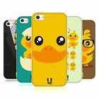 HEAD CASE DESIGNS KAWAII DUCK SOFT GEL CASE FOR APPLE iPHONE 5C